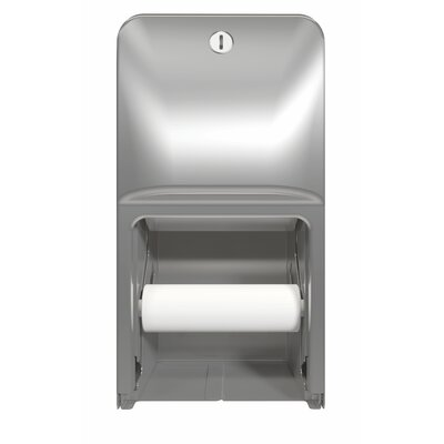 Diplomat Series Dual Roll Toilet Paper Dispenser
