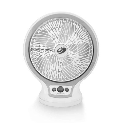 "8"" Oscillating Table Fan"