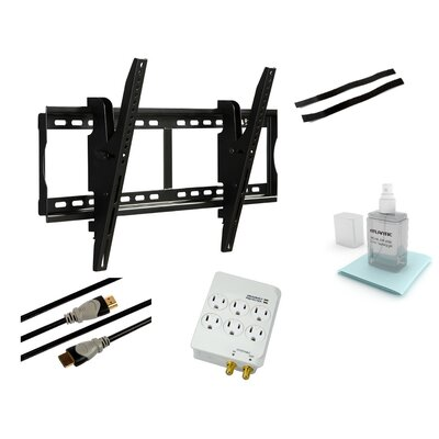 "Tilt & Swivel Wall Mount for 37"" - 70"" Flat Panel Screens"