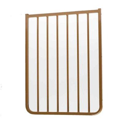 "Stairway Special Outdoor Gate Extension Size: Medium (21.75"" W)"