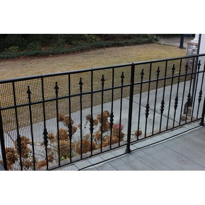 Heavy Duty Outdoor Deck Netting