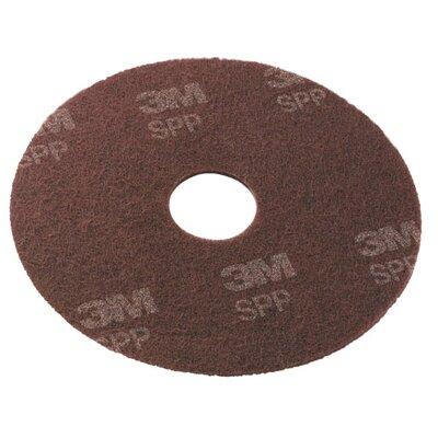 "20"" Surface Prep Pad in Brown"