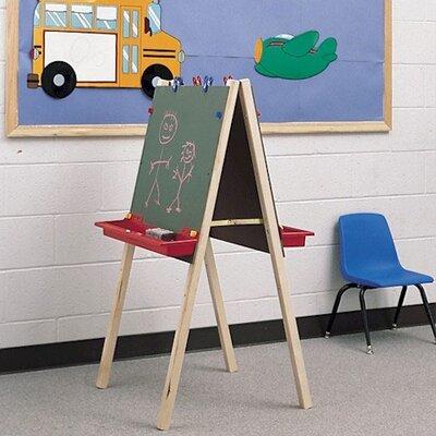 Fleetwood Marker Tray Adjustable Board Easel