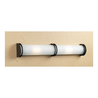 PLC Lighting Aquaria 2 Light Wall Sconce