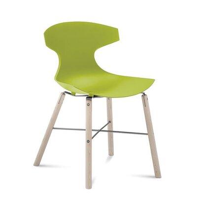 Domitalia Echo Solid Wood Dining Chair