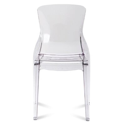 Domitalia Crystal Stacking Dining Chair