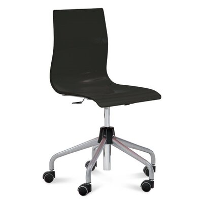 Domitalia Gel Mid-Back Desk Chair