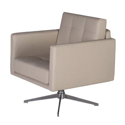 Mason Armchair Upholstery: Black