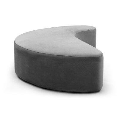 Carmen Stool Color: Dark Grey