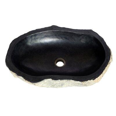 SpecialtyVesselBathroomSink Stone Specialty Vessel Bathroom Sink
