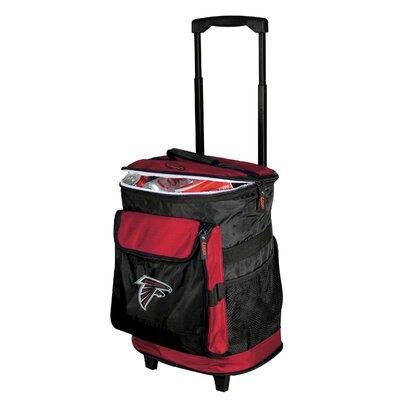 NFL Rolling Cooler NFL Team: Atlanta Falcons