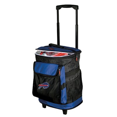 NFL Rolling Cooler NFL Team: Buffalo Bills