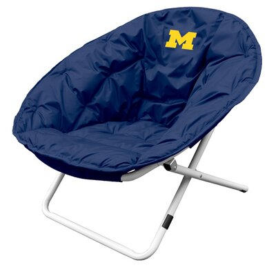 Collegiate Sphere Chair - Michigan