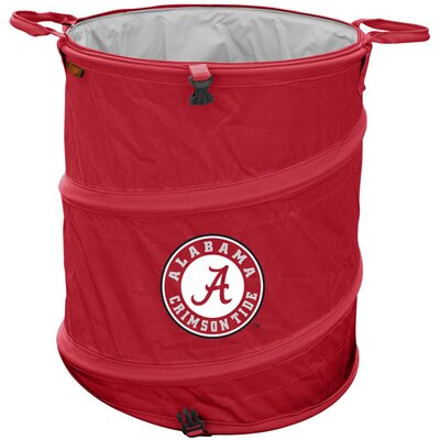 Collegiate Trash Can - Alabama