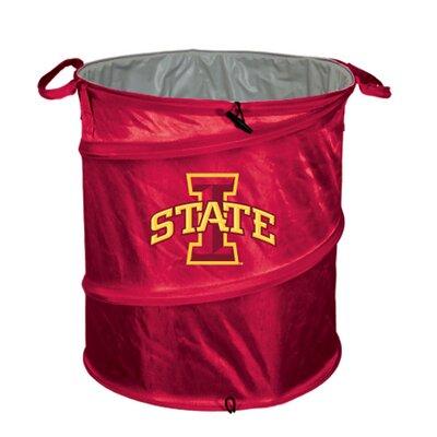 Collegiate Trash Can - Iowa State
