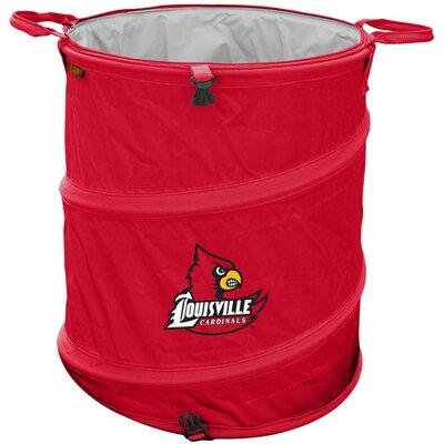 Collegiate Trash Can - Louisville