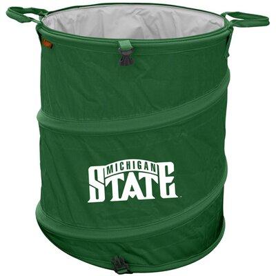 Collegiate Trash Can - Michigan State