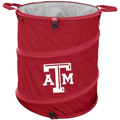 Collegiate Trash Can - Texas A and M