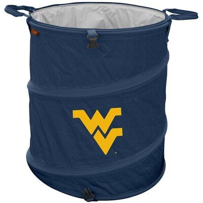 Collegiate Trash Can - West Virginia