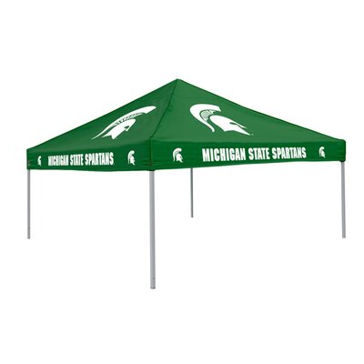 Collegiate Green Tent - Michigan State