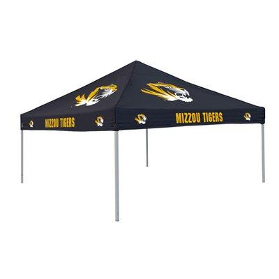Collegiate Black Tent - Missouri