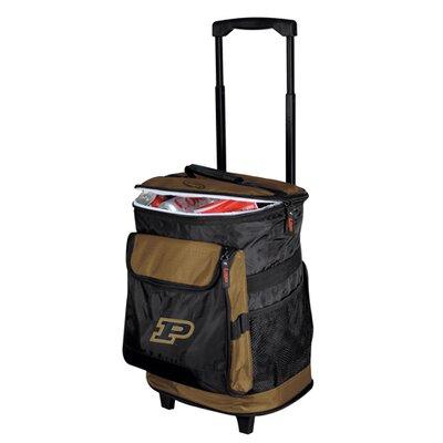 Collegiate Rolling Cooler - Purdue