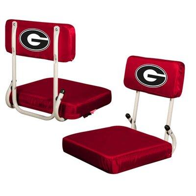 Logo Chairs NCAA Hardback Stadium Seat