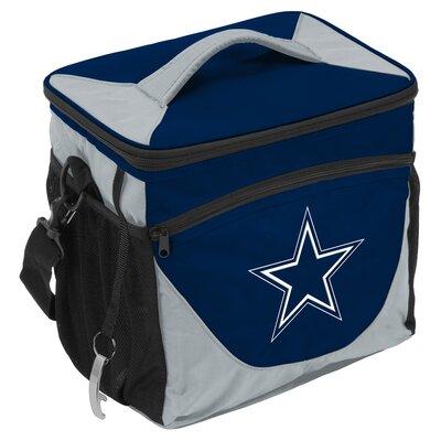 24 Can DD Tandem Cooler NFL Team: Dallas Cowboys
