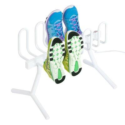 4 Pair Shoe Rack