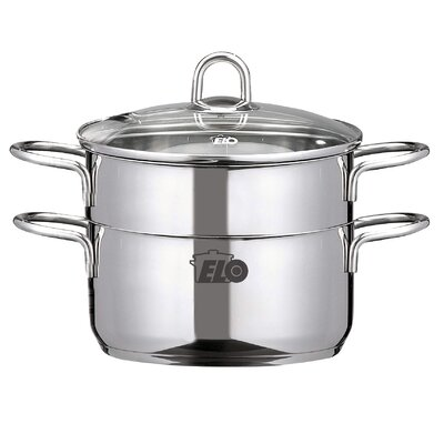 ELO Ruby Steamer with Lid