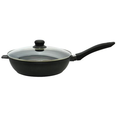 ELO Two 28cm Non-Stick Frying Pan with Lid