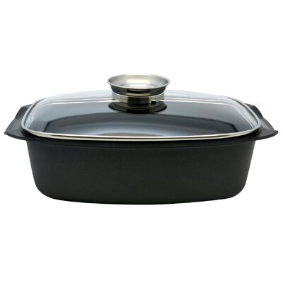 ELO 32cm Non-Stick Roasting Pan with Lid