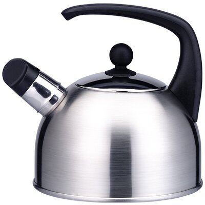 ELO Apollo 2L Stainless Steel Induction Safe Stovetop Kettle