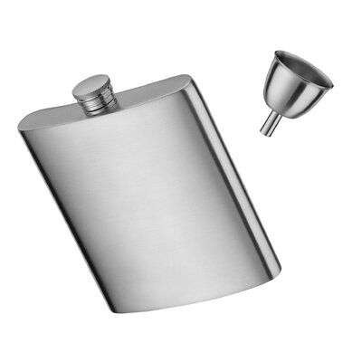 Carl Mertens 0.15 Litre Hip Flask