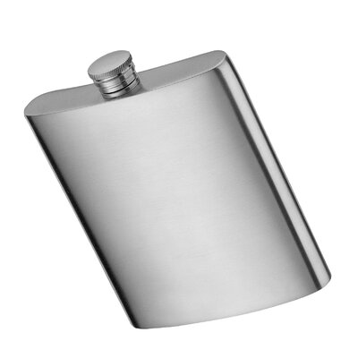 Carl Mertens 0.15 Litre Hip Flask