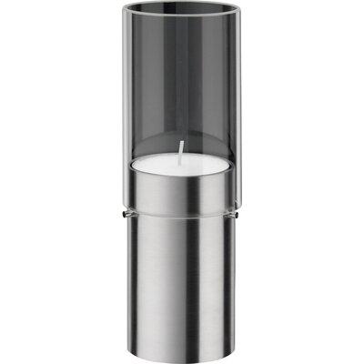 Carl Mertens Tabula Nova Medium Storm Lantern with Transparent Glass