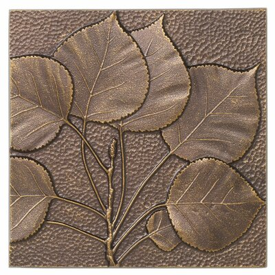 Aspen Leaf Wall Decor Wayfair