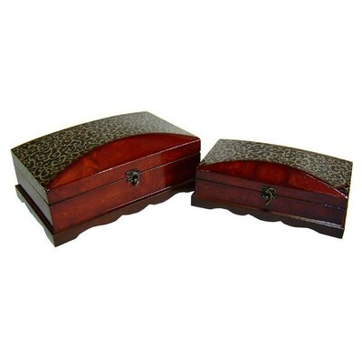 Cheungs Two Piece Treasure Chest Set