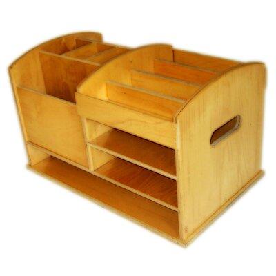 A+ Child Supply Table Top Shelf Organizer