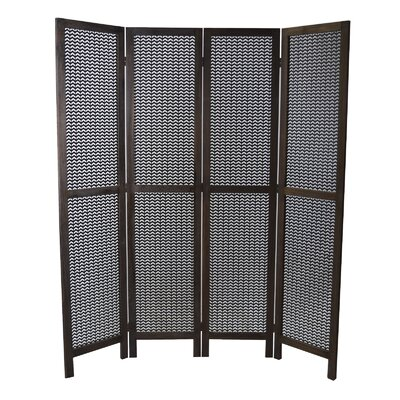 Winter Hill 4 Panel Room Divider