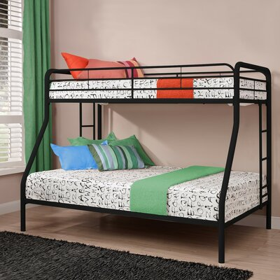 DHP Twin over Full Bunk Bed
