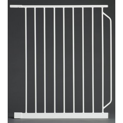 "Hartness Pet Gate Extension for 0930PW Extra Wide Pet Gate Size: 30"" H x 24"" W"
