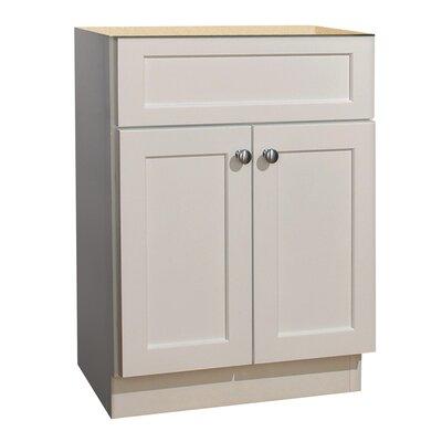 """Coastal Collection Cape Cod Series 24"""" Bathroom Vanity Base"""