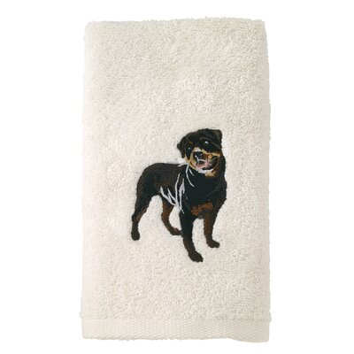 Rottweiler 100% Cotton Hand Towel