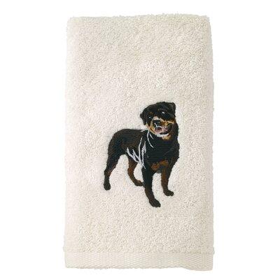 Rottweiler 100% Cotton Hand Towel