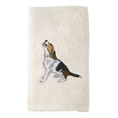 Beagle 100% Cotton Hand Towel Set