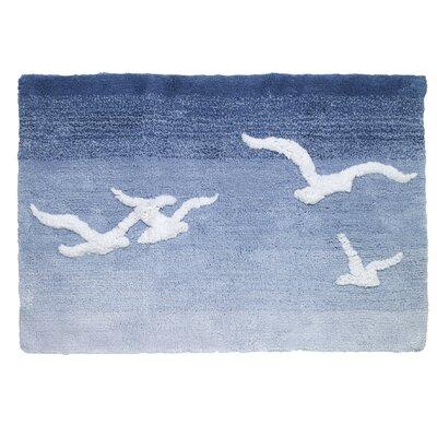 Seagull Bath Rug