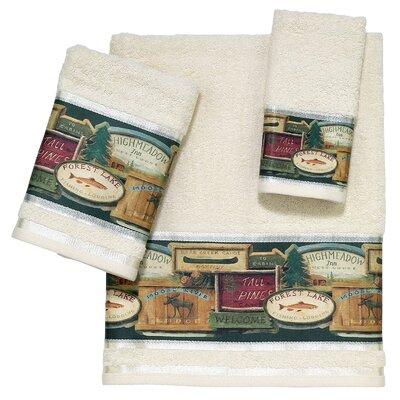Rather Be Fishing 3 Piece Towel Set