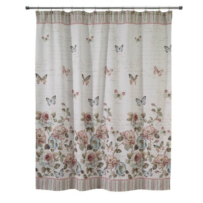 Culbreth Butterfly Shower Curtain