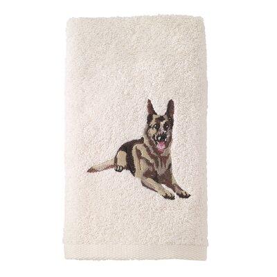 German Shephard 100% Cotton Hand Towel Set